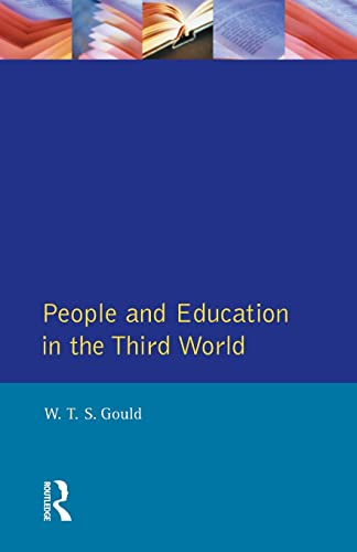 9780582005600: People and Education in the Third World (Longman Development Studies)