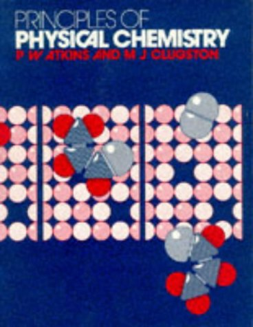 9780582006034: Principles of Physical Chemistry
