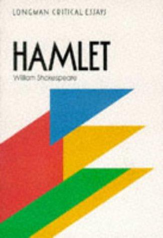 """9780582006485: """"Hamlet"""", William Shakespeare (Critical Essays S.)"""