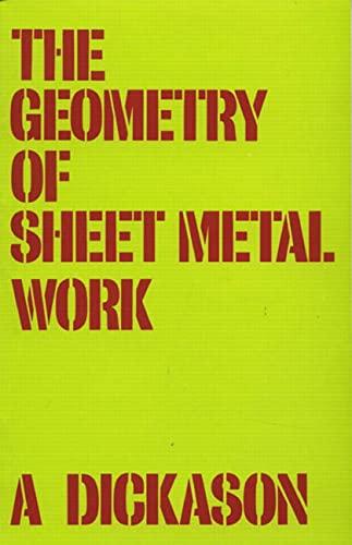 9780582009615: The Geometry of Sheet Metal Work