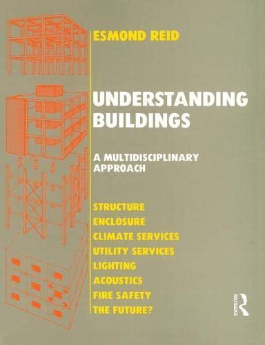 9780582009714: Understanding Buildings a Multidisciplinary Approach