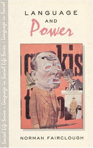 9780582009769: Language and Power (Language In Social Life)
