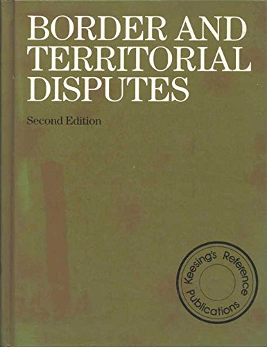9780582009875: Border and Territorial Disputes (Keesing's Reference)