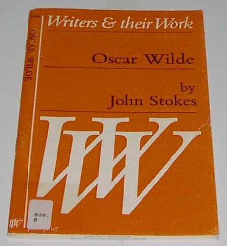 9780582012776: Oscar Wilde (Writers and their work)