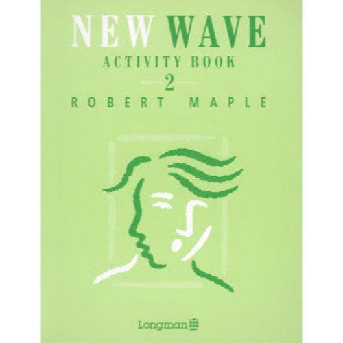 9780582012974: New Wave Activity Book 1; New Wave 2; New Wave Activity Book 2
