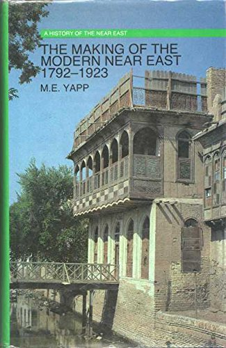 9780582013667: The Making of the Modern East, 1792-1923
