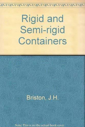 9780582014916: Rigid and Semi-rigid Containers