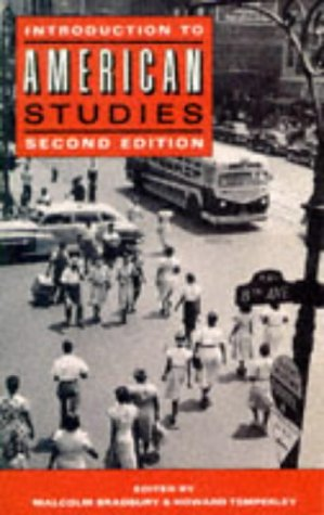 9780582015265: Introduction to American Studies
