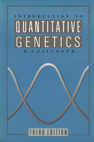 9780582016422: Introduction to Quantitative Genetics