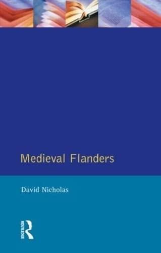 9780582016781: Medieval Flanders