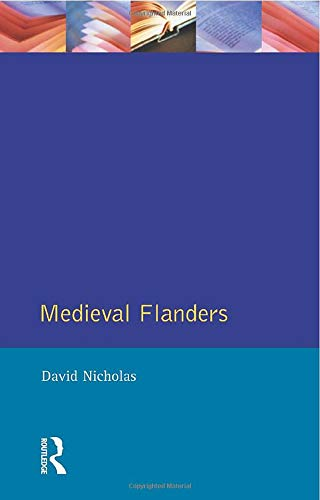 Medieval Flanders (0582016789) by David Nichols