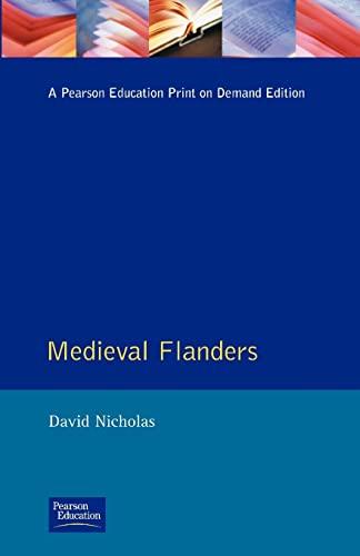 Medieval Flanders (9780582016781) by David Nichols