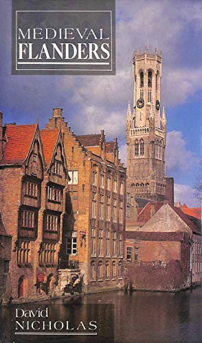 9780582016798: Medieval Flanders (The Medieval World)