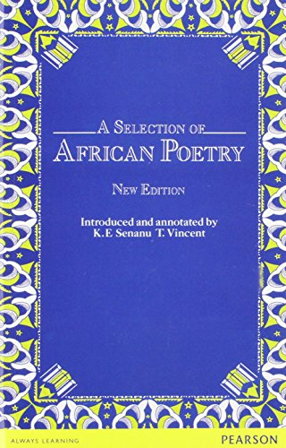 9780582016835: A Selection of African Poetry