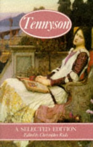 9780582017252: Tennyson: A Selected Edition (Longman Annotated English Poets)