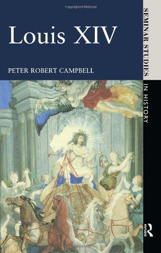 9780582017702: Louis XIV (Seminar Studies)