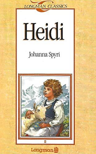 9780582018150: Heidi (Longman Classics, Stage 1)