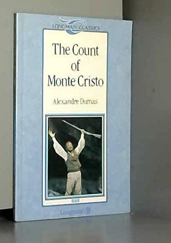 9780582018204: Count of Monte Cristo (Longman Classics, Stage 3)