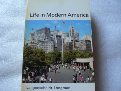 9780582018389: Life in Modern America (Lifmodame)