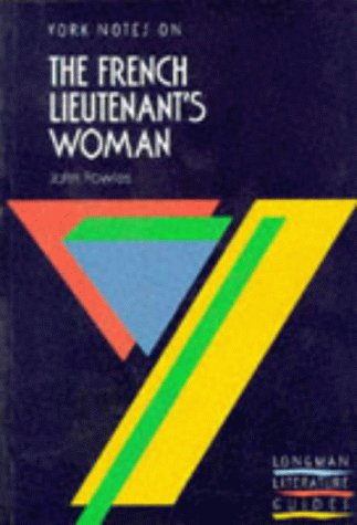 9780582020931: The French Lieutenant's Woman: Notes (York Notes)
