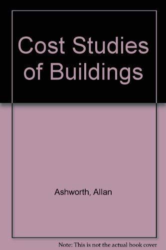 9780582021228: Cost Studies of Buildings