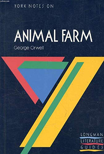 9780582022553: ANIMAL FARM (Longman literature)