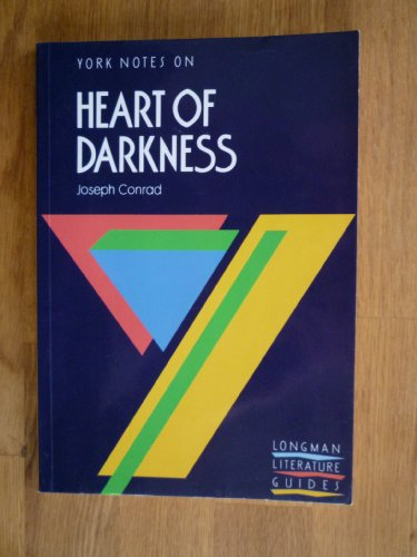 9780582022690: HEART OF DARKNESS (York Notes)