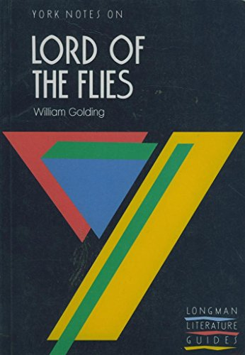 9780582022799: York Notes on William Golding's