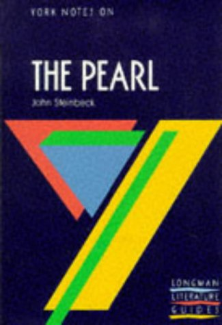 9780582022959: The Pearl (York Notes)