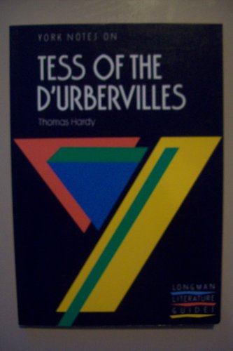 9780582023116: TESS OF THE D'UBERVILLES