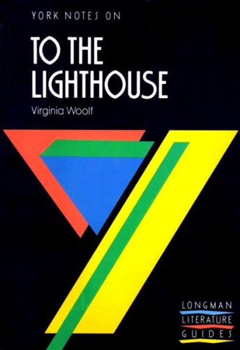 9780582023147: To The Lighthouse (York Notes)