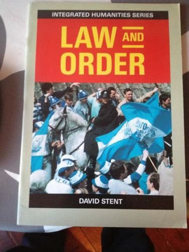 9780582025134: Law and Order
