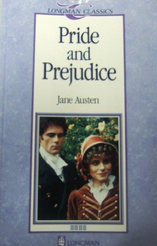 9780582030459: Pride and Prejudice (Longman Classics, Stage 4)