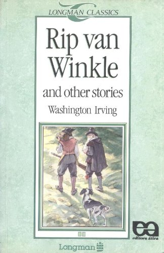 9780582030466: Rip van Winkle and Other Stories (Longman Classics, Stage 2)