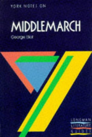 Middlemarch: T. S. ELIOT