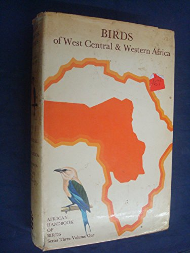 9780582031135: Birds of West Central and Western Africa: v. 1
