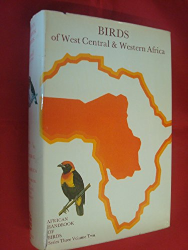 9780582031142: Birds of West Central and Western Africa: v. 2