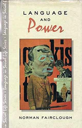 9780582031333: Language and Power