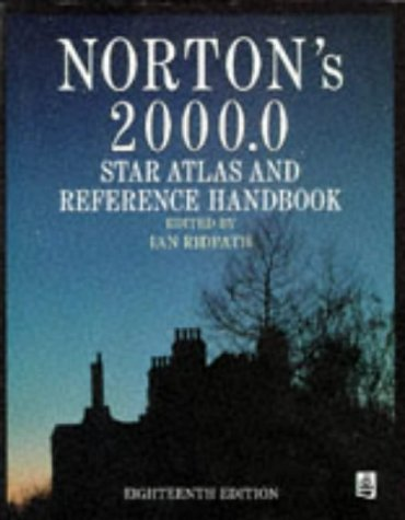 9780582031630: Norton's 2000.0: Star Atlas and Reference Handbook