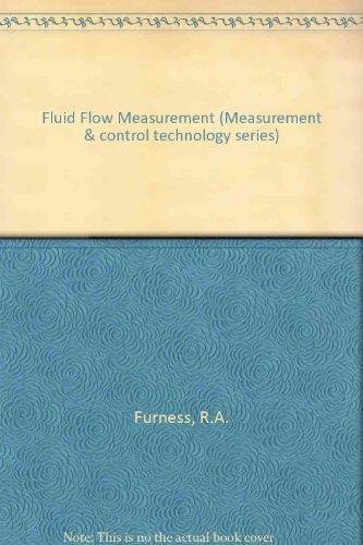 9780582031654: Fluid Flow Measurement (Measurement & control technology series)