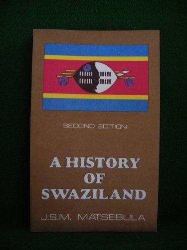 9780582031678: A History of Swaziland