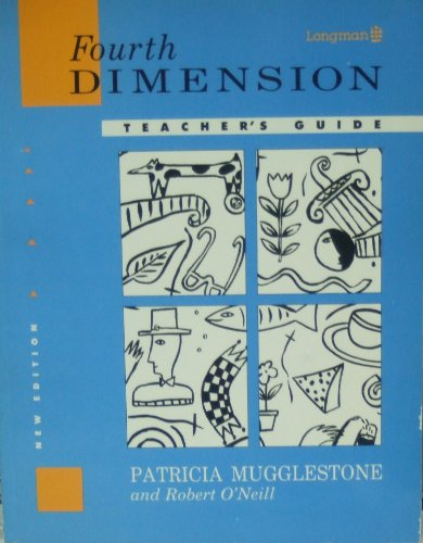 9780582031814: The Fourth Dimension: Tchrs'