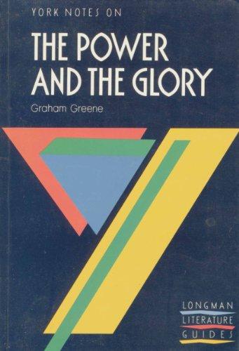 9780582033528: York Notes on Graham Greene's