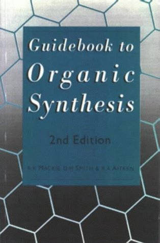 9780582033757: Guidebook to Organic Synthesis