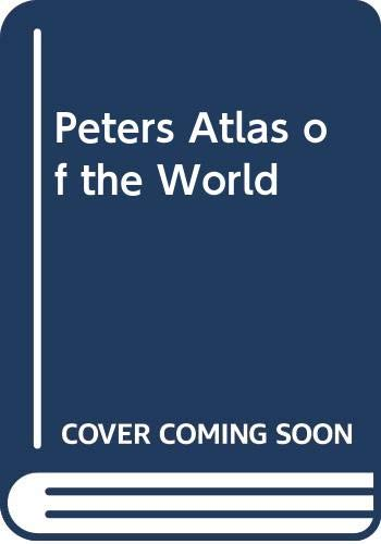 9780582035010: Peters Atlas of the World