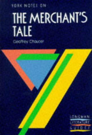 9780582035775: The Merchants Tale (York Notes)
