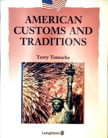 9780582036413: American Customs and Traditions (Longman Readers)
