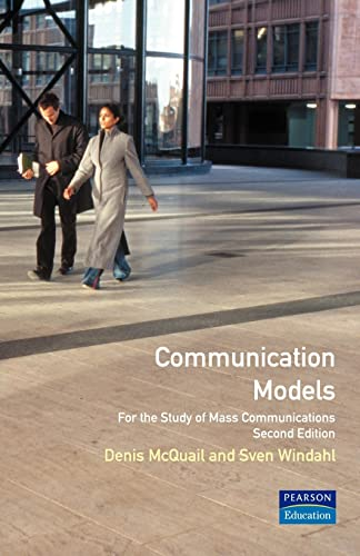9780582036505: Communication Models for the Study of Mass Communications