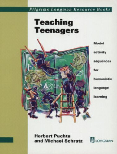9780582037632: Teaching Teenagers: Model Activity Sequences for Humanistic Language Learning (Pilgrims Longman resource books)