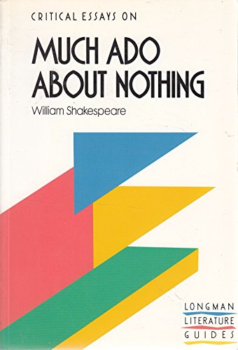 critical essays on much ado about nothing